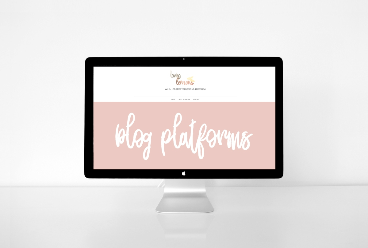 Choosing the Right Blog Platform